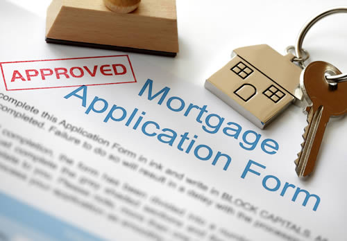 prequalification application for a mortgage loan